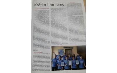 Piszą o nas – artykuł w lutowym wydaniu KRAKOW.PL