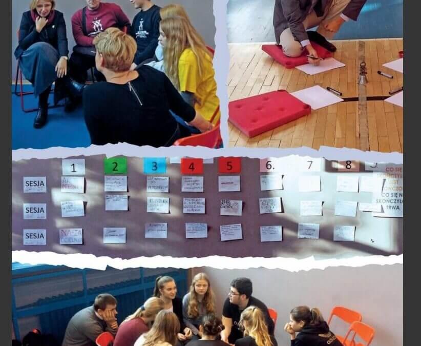 Nasz Samorząd na debacie samorządów szkolnych