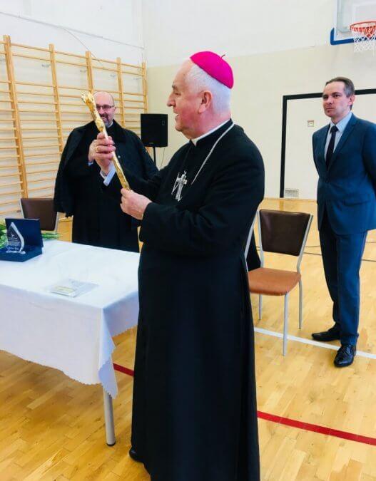 Wizyta bpa Jana Szkodonia