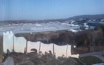 Balice – nowa wieża kontroli lotów