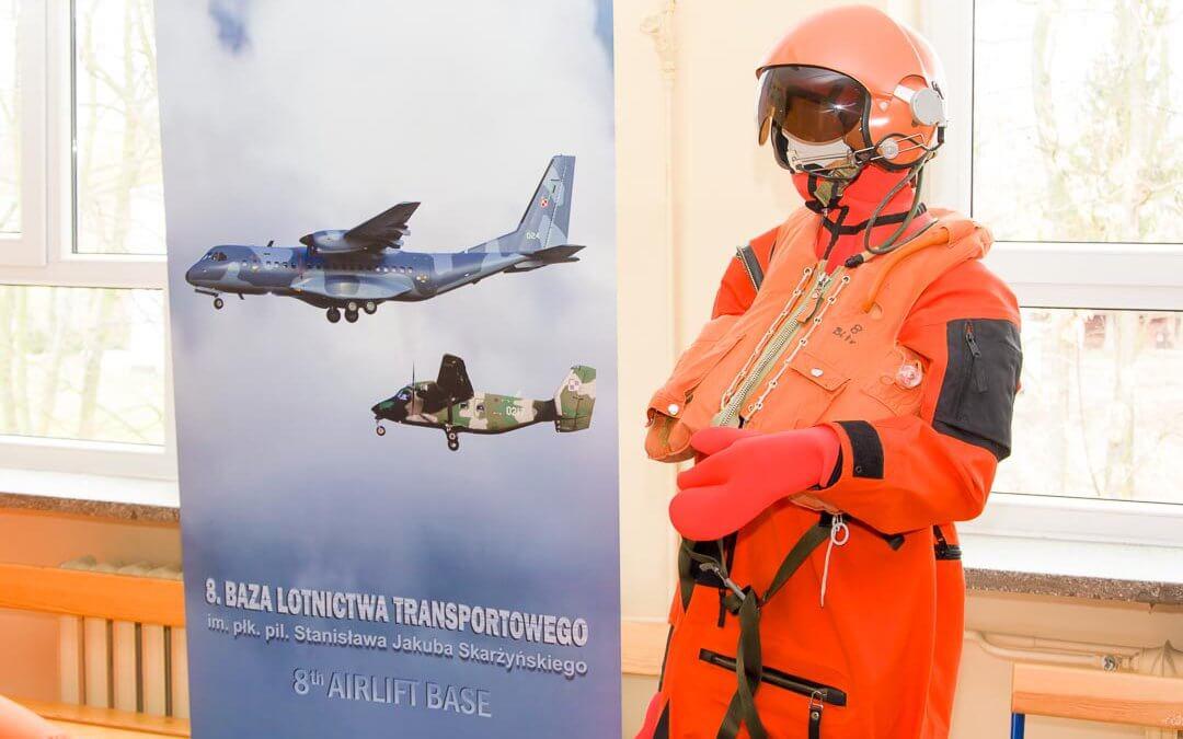 Dzień otwarty 16 marca 2019 z 8. Bazą Lotnictwa Transportowego