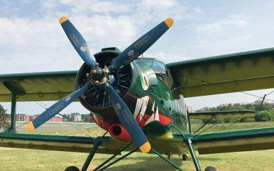 """""""Wiedeńczyk"""" w Muzeum Lotnictwa"""